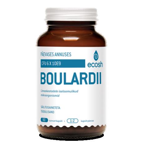 Boulardii, 40 tk