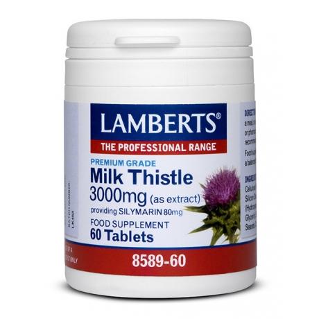 Lamberts Maarjaohakas 3000 mg