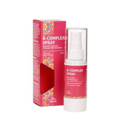 B-complex spray, 30 ml