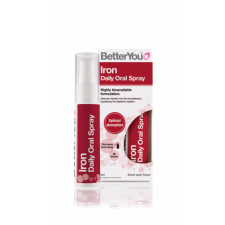 BetterYou Iron Oral Spray 5 mg,  25 ml