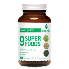 9-Superfoods – SuperGreen