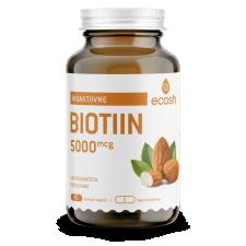 Biotiin 5000 μg, 90 tk