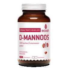 D-mannosose, 90 caps