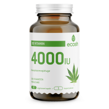 Vitamiin D3 4000IU, 90 kaps