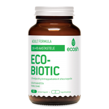 Ecobiotic Adult Probiootikumid, 90 kaps