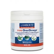 Lamberts OracOmega kalaõli ja antioksüdantide kompleks N120