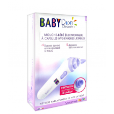Babydoo electronic baby nose cleaner