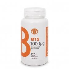 Vitamiin B12 1000 mcg kapslid, 120 tk