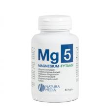 Magneesium 5+fütaas, 80 kaps