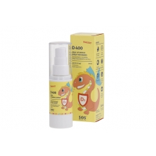 Vitamin D spray 400 IU (10 mcg), 30 ml