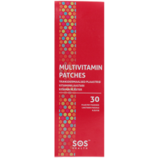 Multivitamin patches, 30 pcs