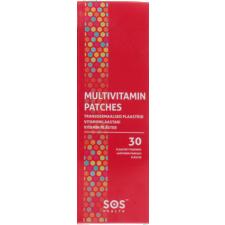 Multivitamiini plaastrid, 30 tk